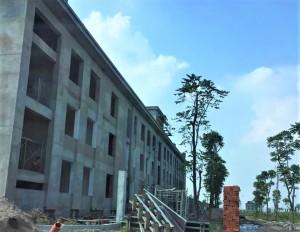 Hoạt động xây dựng Trường Liên cấp Victoria Thăng Long