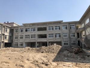 Trường Liên cấp Victoria Thăng Long gấp rút hoàn thiện về cơ sở vật chất