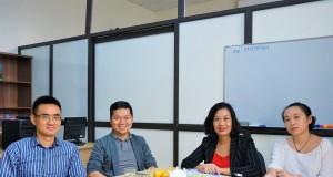 Tọa đàm hợp tác xây dựng chương trình tiếng Anh theo chuẩn CCS tại Victoria Thăng Long
