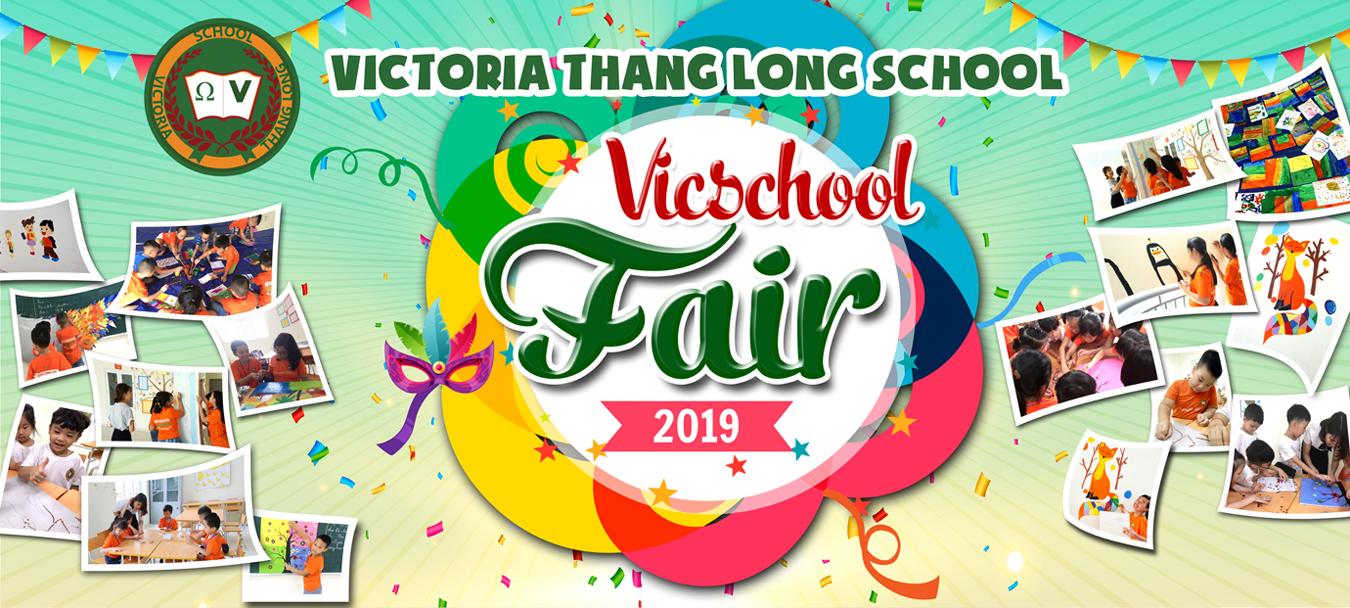 Victoria Thăng Long tổ chức hội chợ từ thiện
