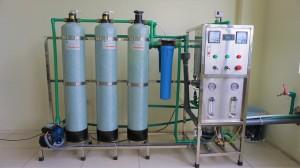 Thông báo: Đảm bảo nguồn nước sạch tại Trường TH & THCS Victoria Thăng Long