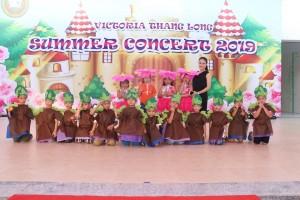Bùng nổ cảm xúc cùng đại nhạc hội Summer Concert của trường TH & THCS Victoria Thăng Long School