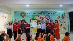 VICSCHOOL FAIR 2019 – Hội chợ từ thiện ý nghĩa tại Trường Tiểu Học & THCS Victoria Thăng Long