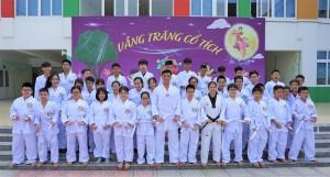 KHỎE – ĐẸP – GIỎI cùng CLB Taekwondo Vicschool